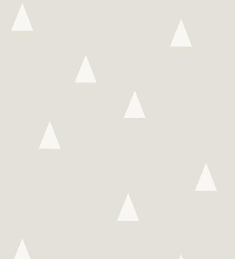 Papel pintado triángulos infantiles estilo nórdico Nordic Fantasy 677341