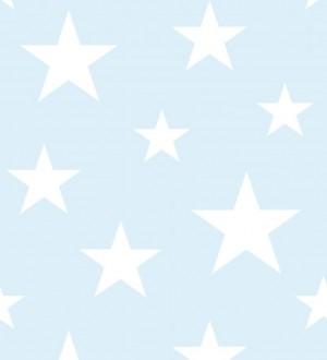 Papel pintado estrellas infantiles Lucky Planet 677370