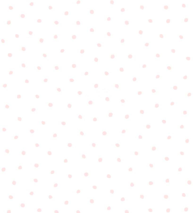 Papel pintado topitos desiguales estilo nórdico Nordic Fantasy Dots 677374