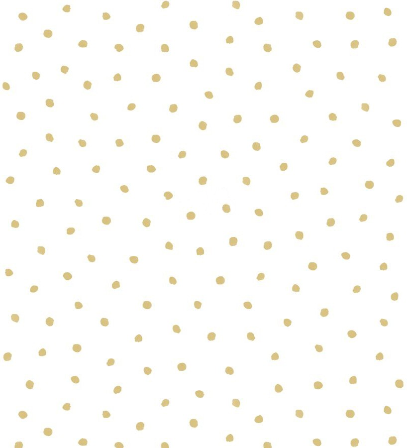 Papel pintado topitos desiguales estilo nórdico Nordic Fantasy Dots 677375