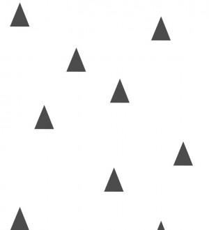 Papel pintado triángulos infantiles estilo nórdico Nordic Fantasy 677380