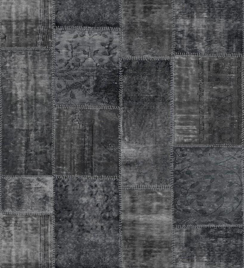 Papel pintado mosaico textil estilo boho Boho Mosaic 677432
