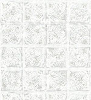 Papel pintado geométrico moderno Indie Celtic 677433