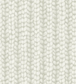Papel pintado trenzado natural Danish Ropes 677439
