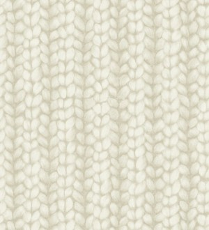 Papel pintado trenzado natural Danish Ropes 677440