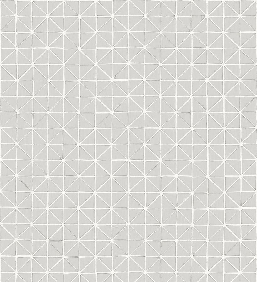 Papel pintado celosía geométrica árabe Baltic Diamonds 677447