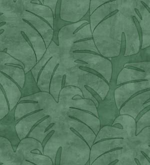 Papel pintado hojas tropicales Bora Bora 679047