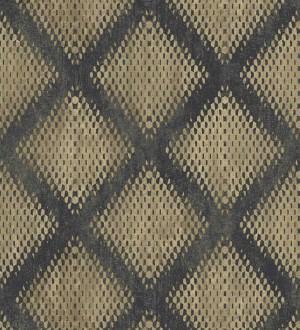 Papel pintado geométrico de rombos difuminados Mali Skin 125767