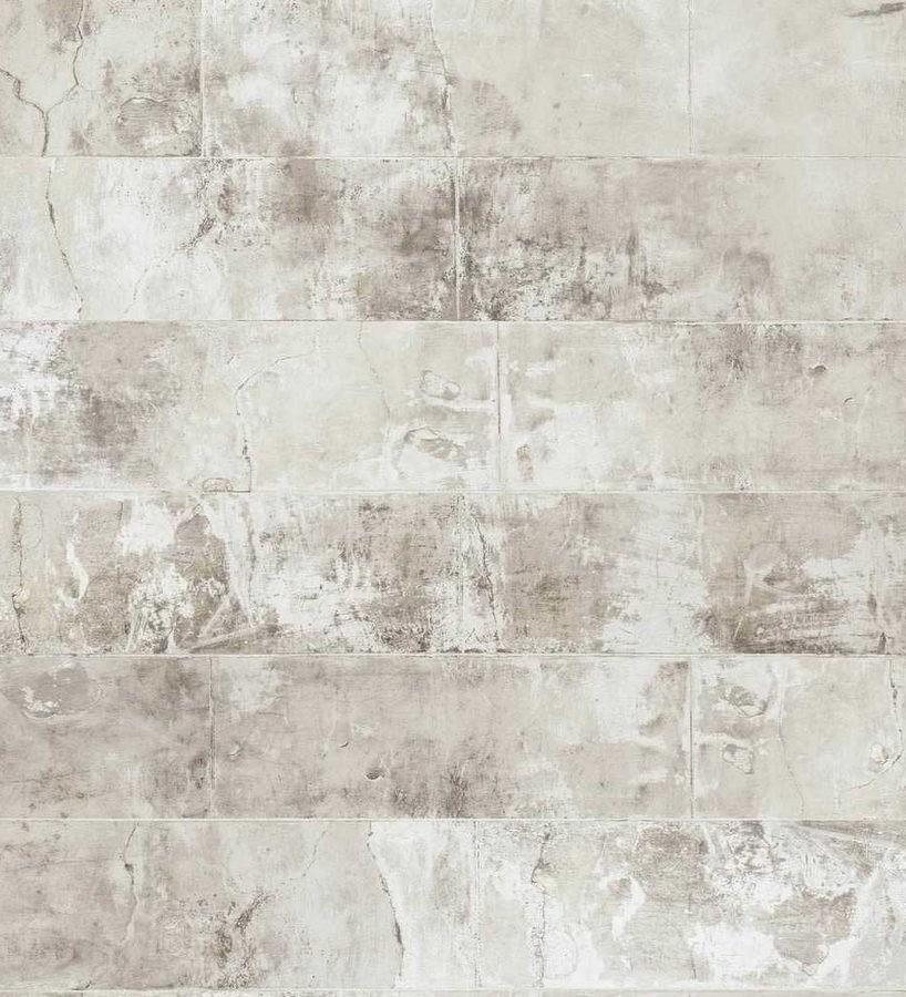 Papel pintado piedra pulida desgastada Dalton Stone 125782