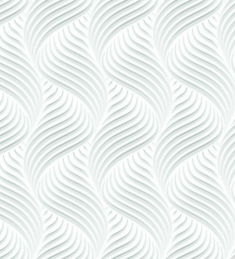 Papel pintado rayas onduladas estilo moderno Modern Twister 125840