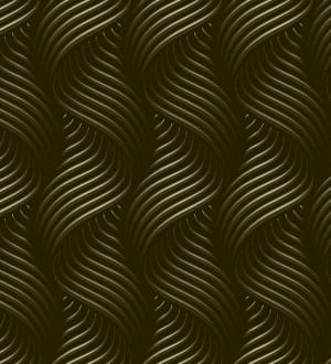 Papel pintado rayas onduladas estilo moderno Modern Twister 125841