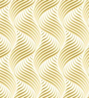 Papel pintado rayas onduladas estilo moderno Modern Twister 125842