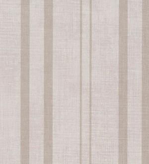 Papel pintado rayas desiguales efecto textil Raya Baltic 126030