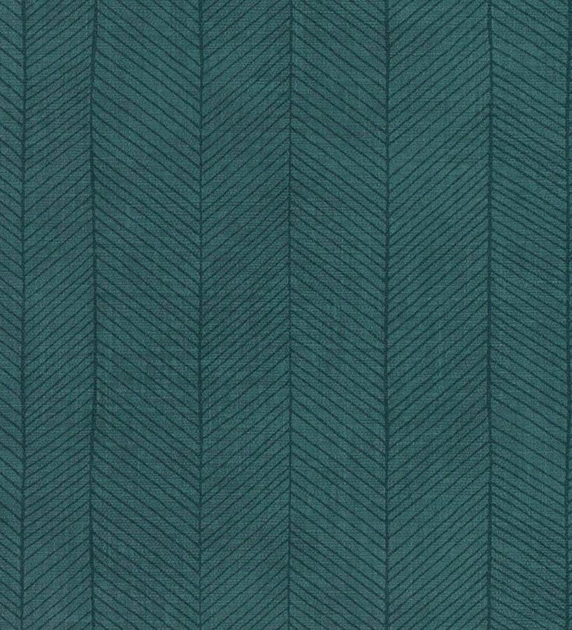 Papel pintado espigas efecto textil Legend Fabric 126037