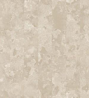 Papel pintado listones beige de chapa envejecida Hendrix Texture 124405