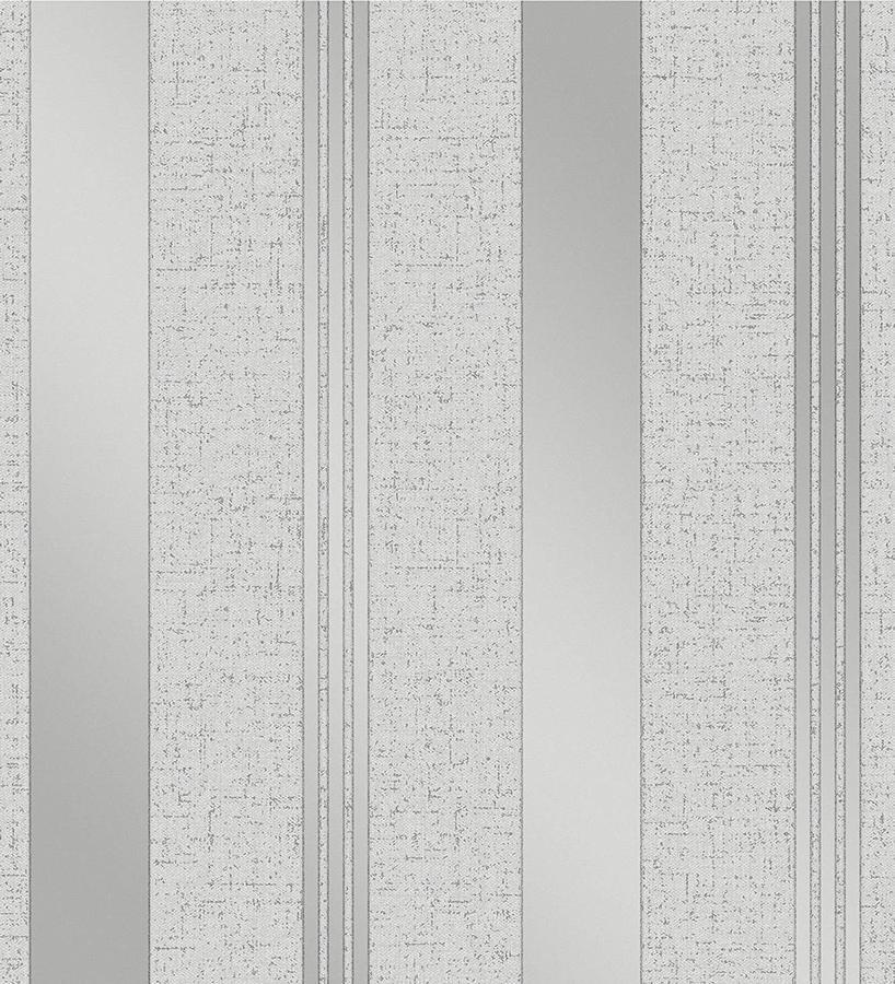 Papel pintado rayas desiguales elegantes Raya Stuart 680111