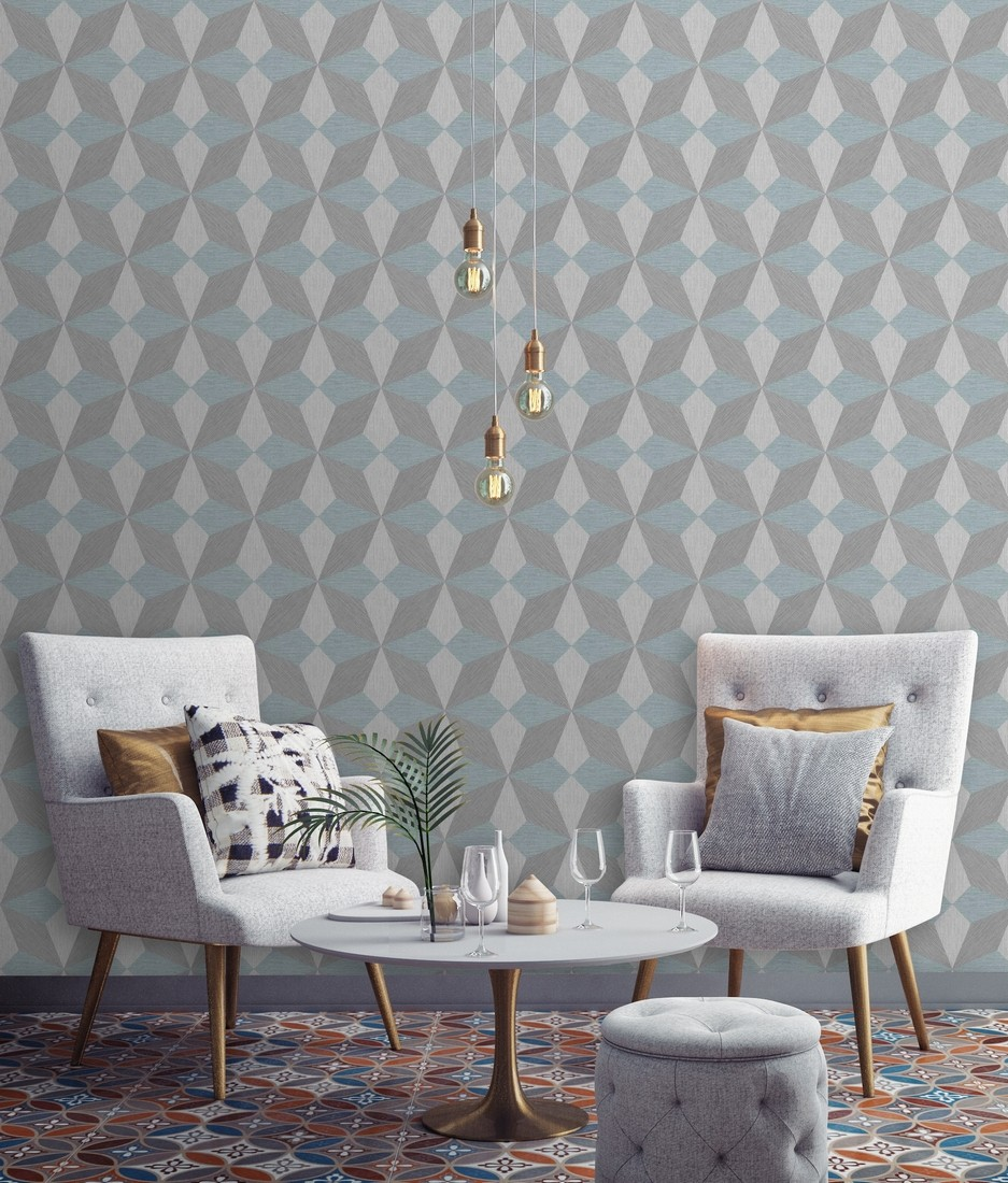 Papel pintado Exclusive Wallcoverings Architecture FD25304