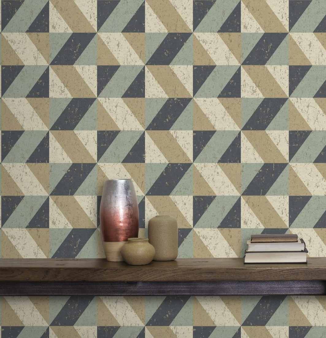 Papel pintado Exclusive Wallcoverings Architecture FD25310