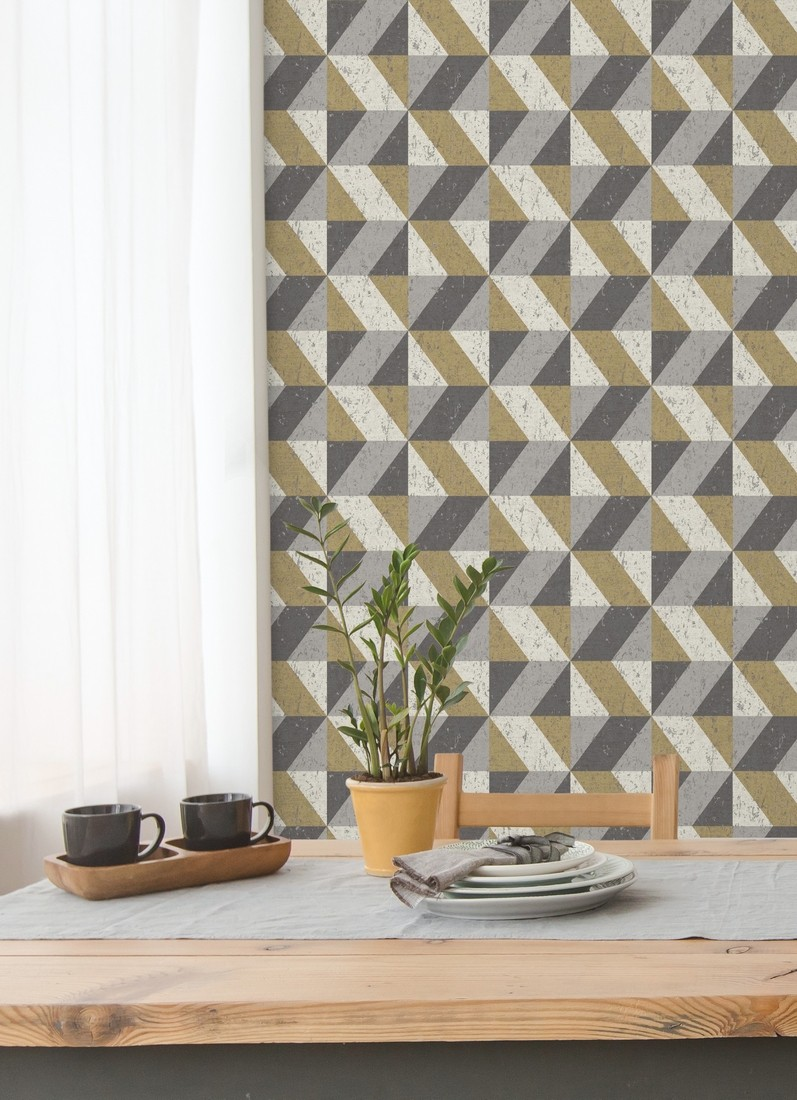 Papel pintado Exclusive Wallcoverings Architecture FD25311