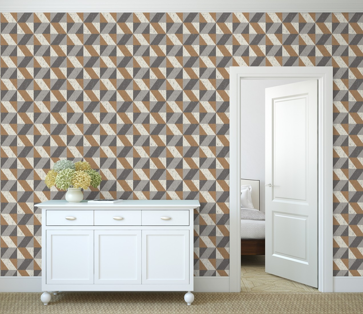 Papel pintado Exclusive Wallcoverings Architecture FD25312