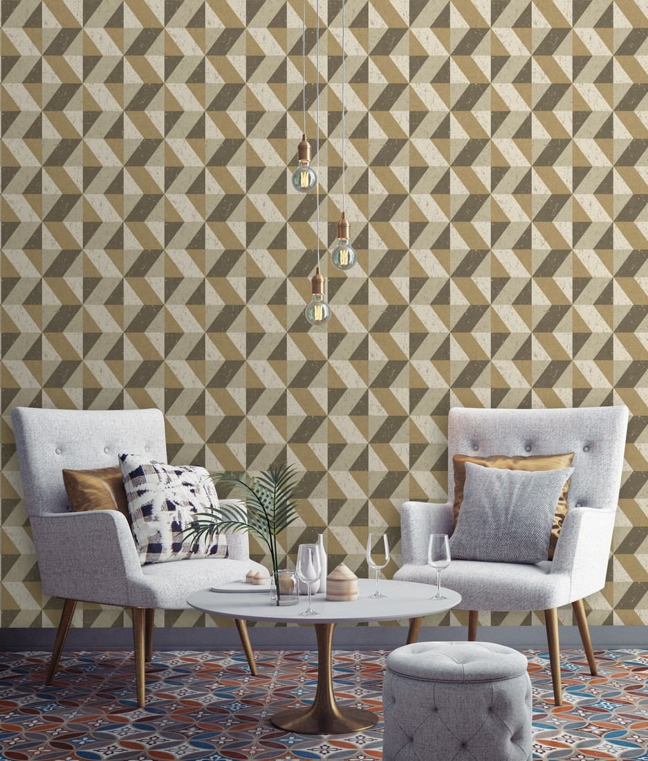 Papel pintado Exclusive Wallcoverings Architecture FD25315