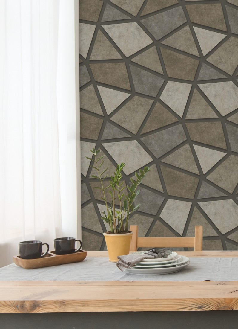 Papel pintado Exclusive Wallcoverings Architecture FD25348