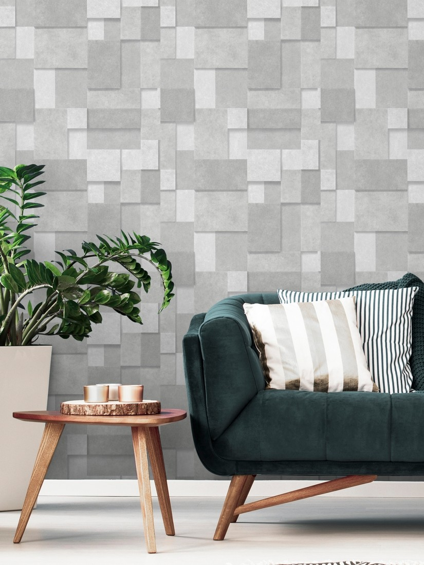 Papel pintado Exclusive Wallcoverings Architecture FD25353