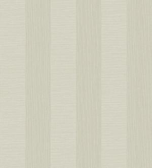 Papel pintado rayas metalizadas tonos crema Raya Torino 679260