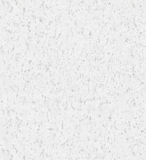 Papel pintado texturizado blanco Preston Stone 679271