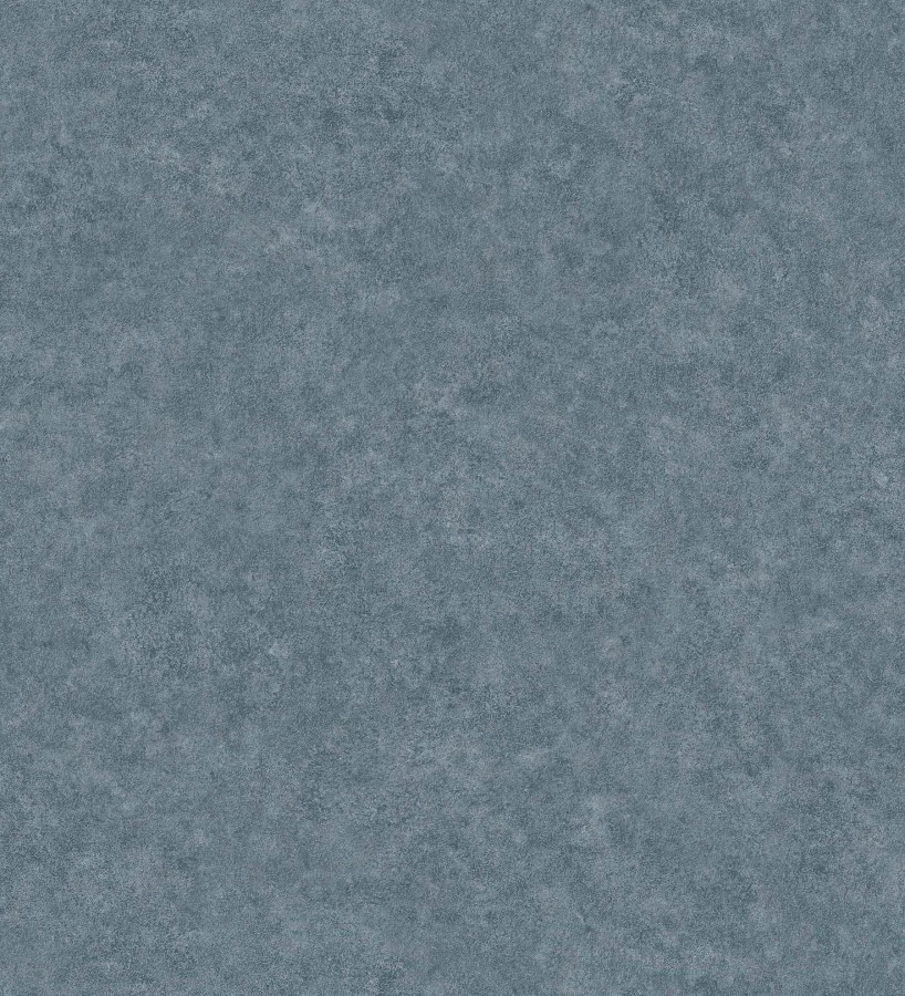 Papel pintado liso texturizado tonos azulados Stuart Hall 679312