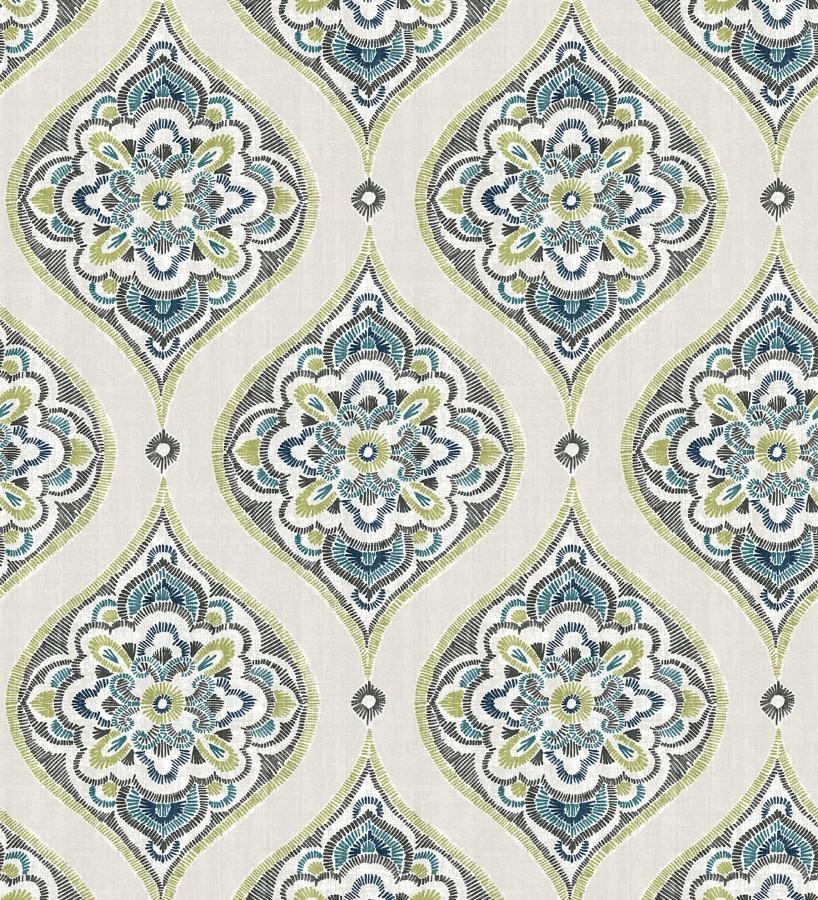 Papel pintado damasco estilo árabe Imperia 679440