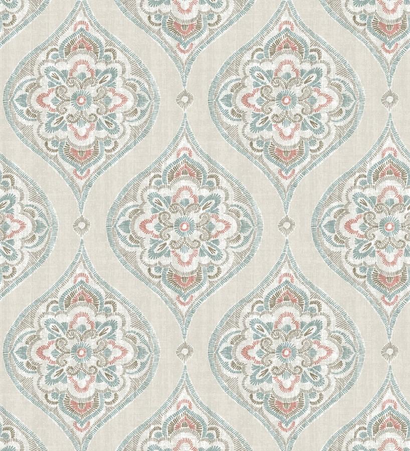 Papel pintado damasco estilo árabe Imperia 679442
