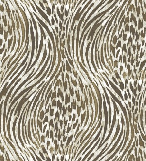 Papel pintado lujoso piel de cebra Tabora 679454