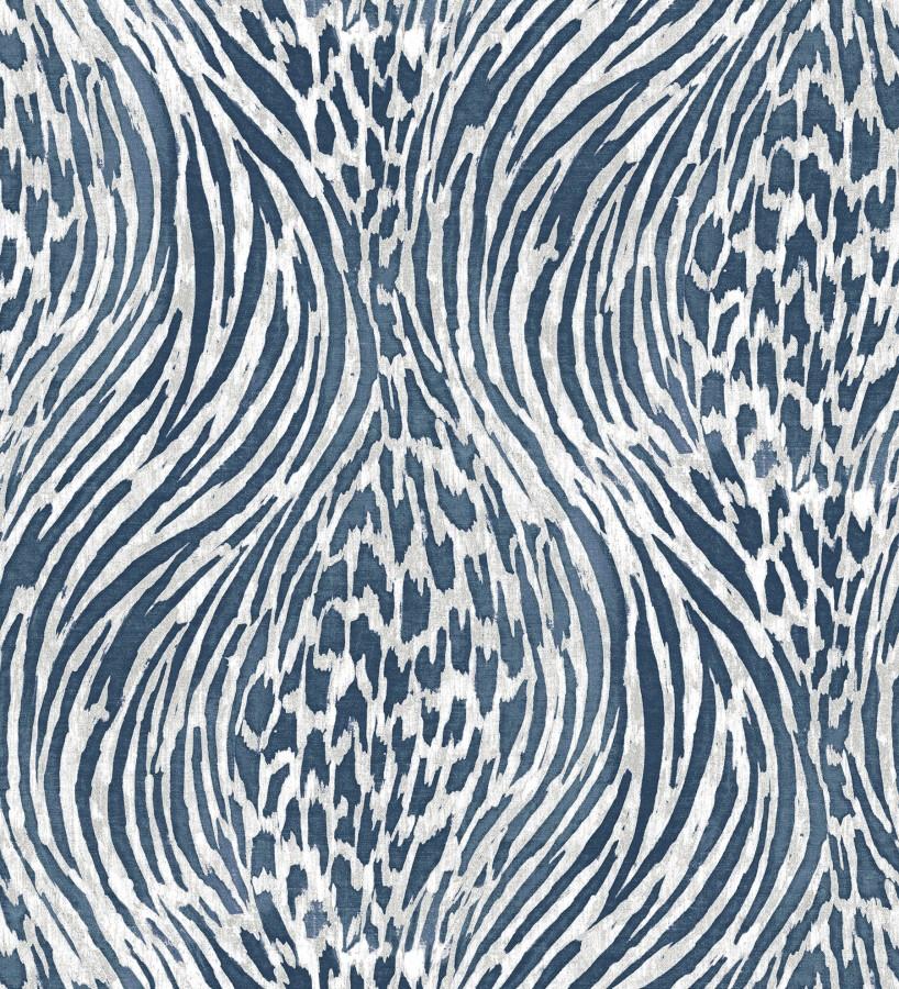 Papel pintado lujoso piel de cebra Tabora 679456