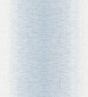 Papel pintado de rayas anchas difuminadas efecto textil Pacific Fabric 679460