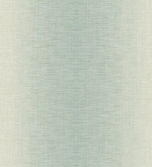 Papel pintado de rayas anchas difuminadas efecto textil Pacific Fabric 679461