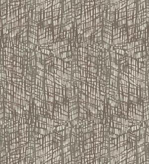 Papel pintado moderno de trazos marrones Avalon 679465