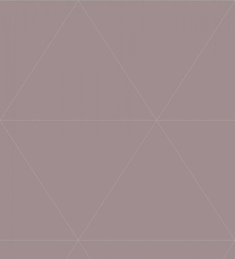 Papel pintado geométrico rombos grandes estilo art déco Windsor 679478