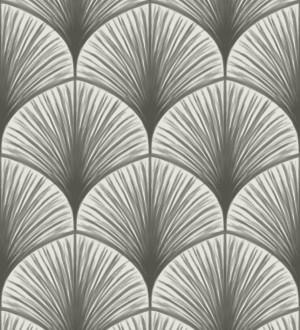Papel pintado hojas de palmeras africanas Nairobi 679481
