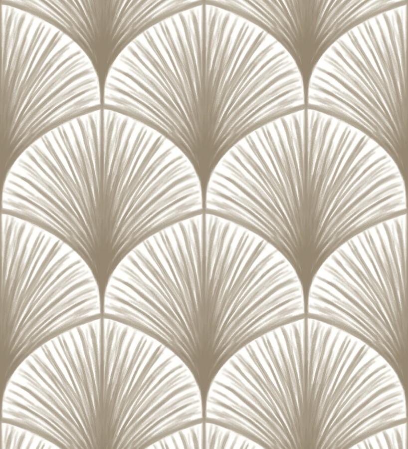 Papel pintado hojas de palmeras africanas Nairobi 679482