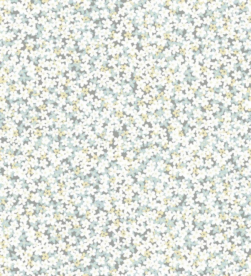 Papel pintado florecitas pequeñas estilo nórdico Summer Flowers 679562