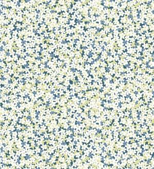 Papel pintado florecitas pequeñas estilo nórdico Summer Flowers 679563