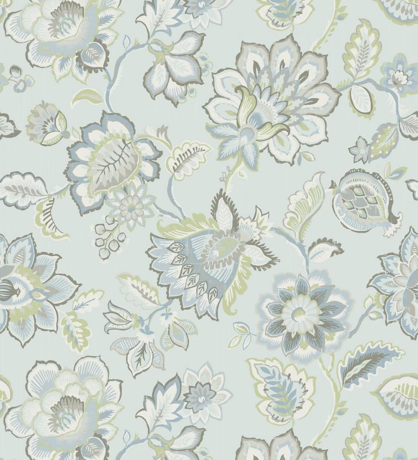 Papel pintado de flores paisley de la Polinesia Polynesia 679580