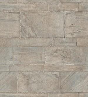 Papel pintado muro de piedras desiguales Cardiff Stone 679602