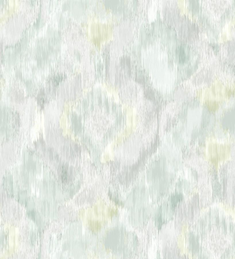 Papel pintado geométrico de acuarela Bombay Boho 679672
