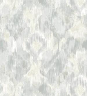 Papel pintado geométrico de acuarela Bombay Boho 679674
