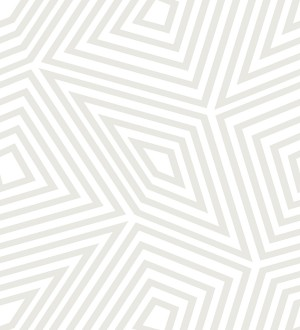 Papel pintado laberinto geométrico Magnus 679676