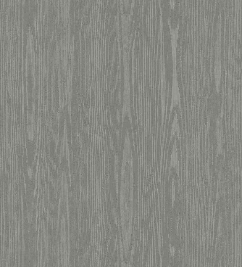 Papel pintado madera veteada gris Devon Forest 679766