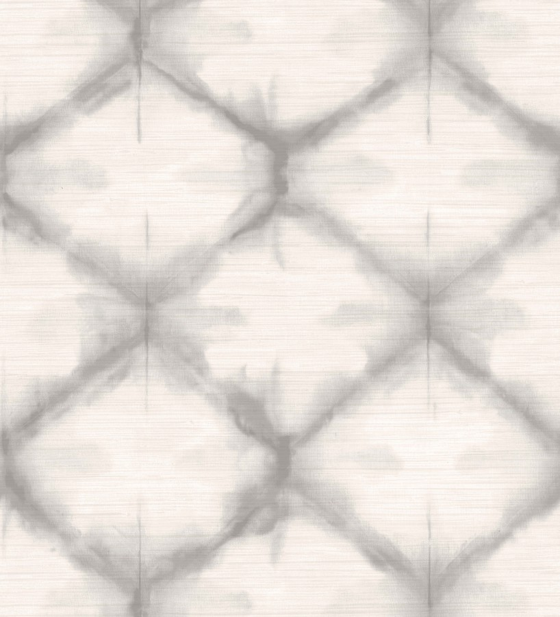 Papel pintado geométrico degradado moderno gris Bohemian Vibes 679772