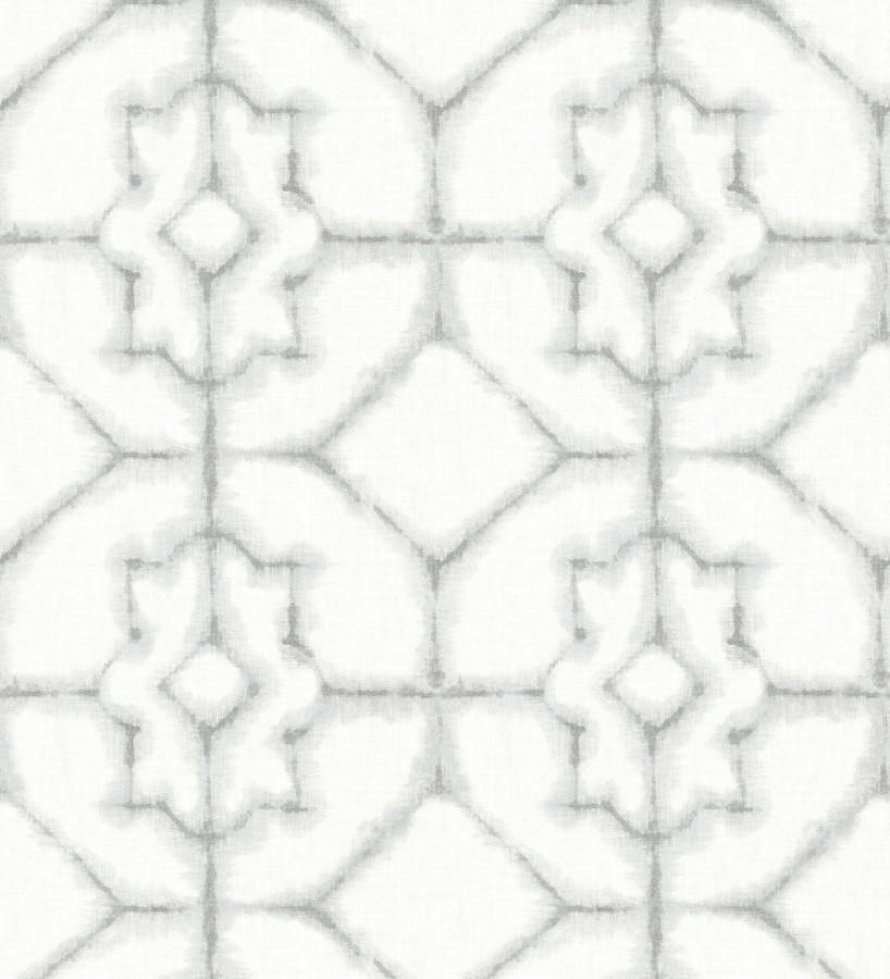Papel pintado celosía ornamental estilo nórdico Nordic Ornaments 679809